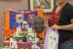AWC celebrated Day of the Dead with alter competition